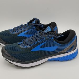Brooks Ghost 10 Blue Black Size 10